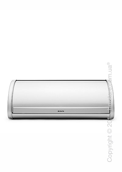 Хлебница Brabantia Roll Top Bread Bin, Metallic Grey