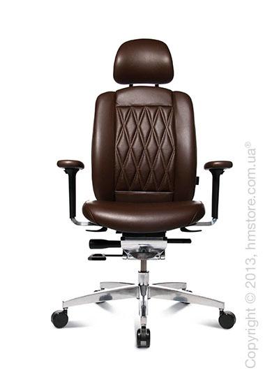 Кресло Wagner AluMedic Limited S, Dark Brown