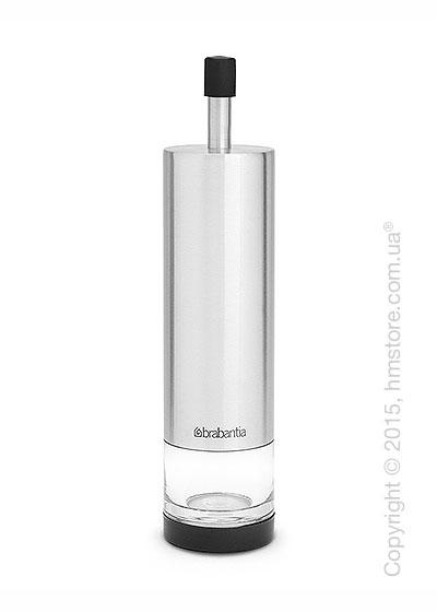 Емкость для масла и уксуса Brabantia Oil or Vinegar Bottle, Matt Steel