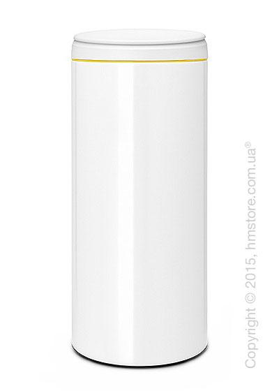 Ведро для мусора Brabantia FlipBin 30 л, White