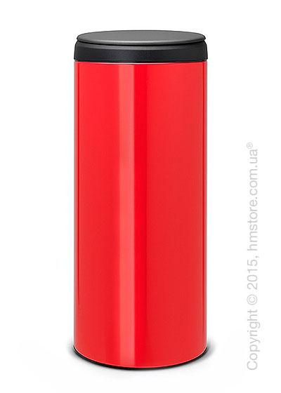 Ведро для мусора Brabantia FlipBin 30 л, Passion Red