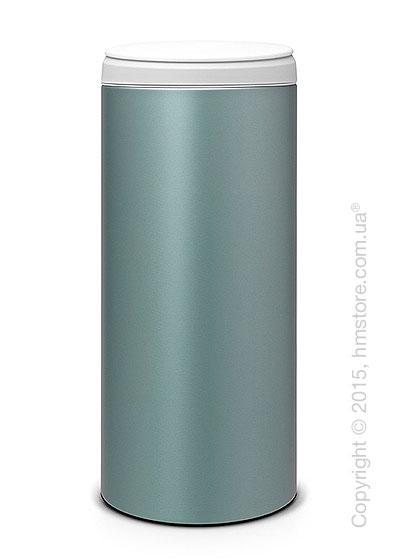 Ведро для мусора Brabantia FlipBin 30 л, Metallic Mint
