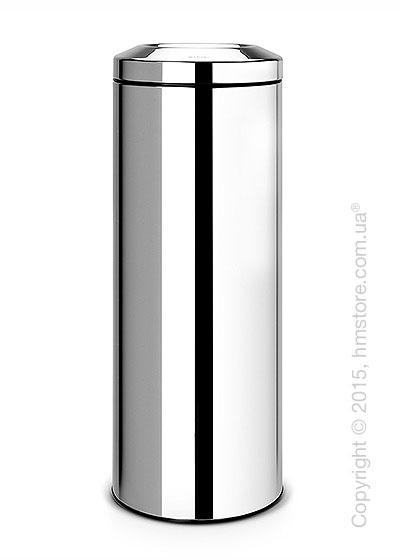 Ведро для мусора Brabantia Flame Guard 20 л, Brilliant Steel