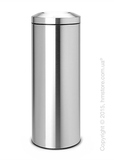 Ведро для мусора Brabantia Flame Guard 20 л, Matt Steel
