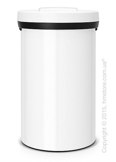 Ведро для мусора Brabantia Big Bin 60 л, White