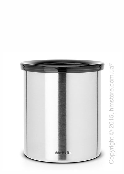 Ведро для мусора Brabantia Waste Bin for Coffee Pods, Matt Steel