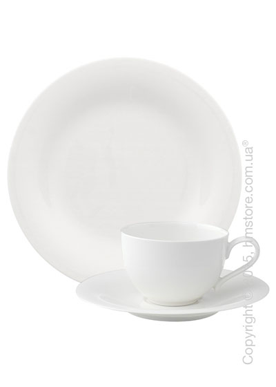Чайный сервиз Villeroy & Boch коллекция New Cottage Basic на 6 персон, 18 предметов