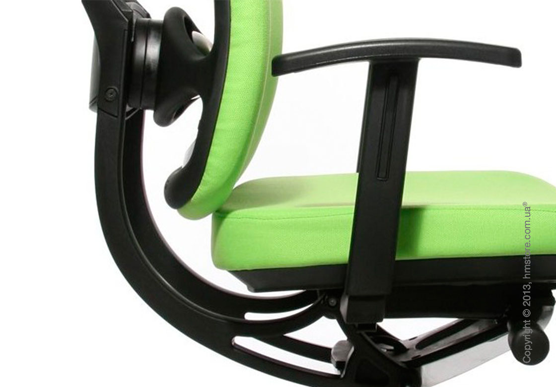 Кресло Wagner AluMedic 15, Black