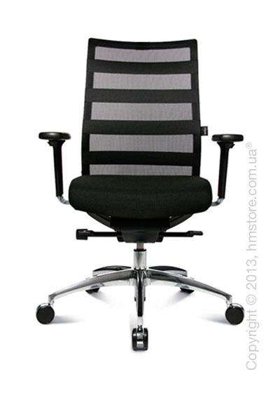 Кресло Wagner ErgoMedic 100-1, Black