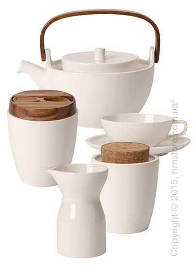 Чайный сервиз Villeroy & Boch коллекция Artesano Original на 6 персон, 16 предметов