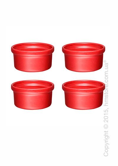 Набор керамических форм для выпечки Emile Henry Ovenware, Burgundy