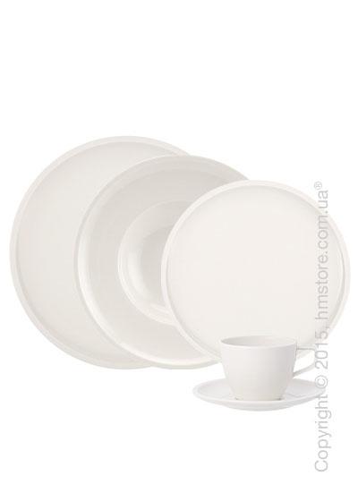 Набор фарфоровой посуды Villeroy & Boch коллекция Artesano Original на 4 персоны, 20 предметов