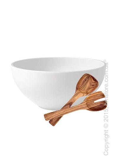 Набор для подачи салатов Villeroy & Boch коллекция Artesano Original, 3 предмета