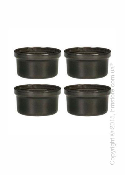Набор керамических форм для выпечки Emile Henry Ovenware, Charcoal