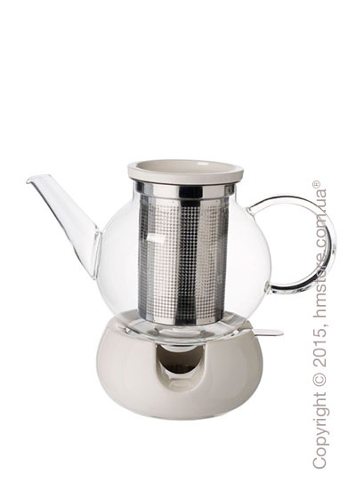Заварник на подставке Villeroy & Boch коллекция Artesano Hot Beverages, 1 л