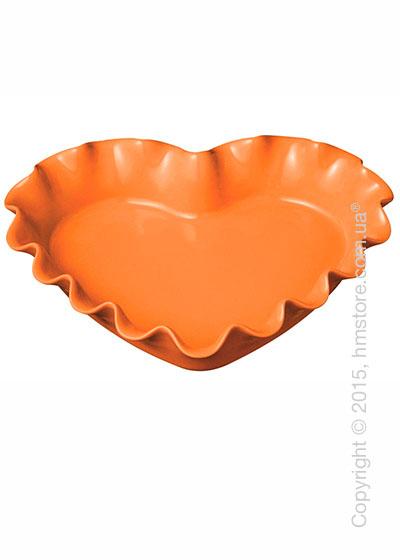 Форма для выпечки керамическая 33x28,5 см Emile Henry Bakeware, Pamplemousse