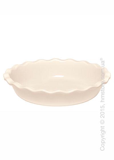 Форма для выпечки круглая 26 x 26 см Emile Henry Ovenware, Clay