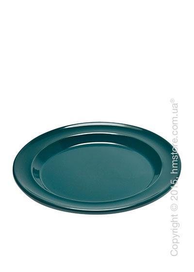 Тарелка десертная мелкая Emile Henry Tableware, Blue Flame