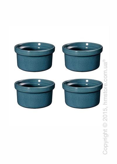Набор керамических форм для выпечки Emile Henry Ovenware, Blue Flame