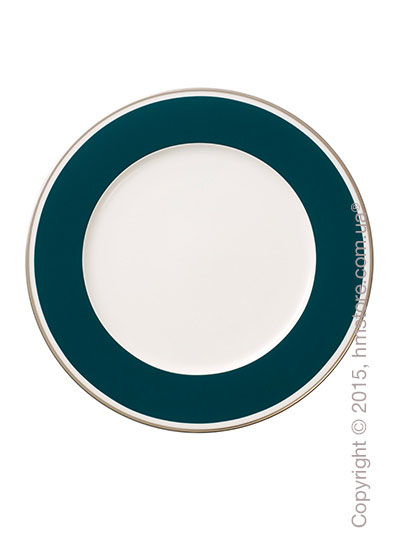 Тарелка столовая мелкая Villeroy & Boch коллекция Anmut My Color, Emerald Green