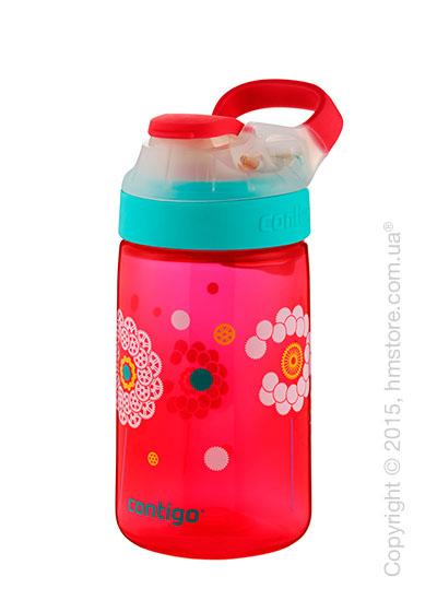 Детская фляга Contigo Gizmo Sip, Cherry blossom Dandelion 420 мл