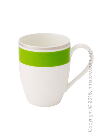 Чашка Villeroy & Boch коллекция Anmut My Color, Forest Green