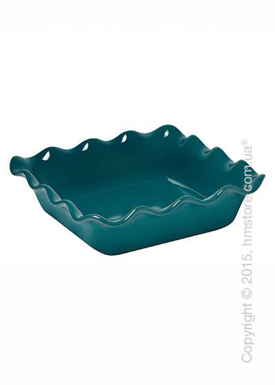 Форма для выпечки квадратная Emile Henry Bakeware, Blue Flame