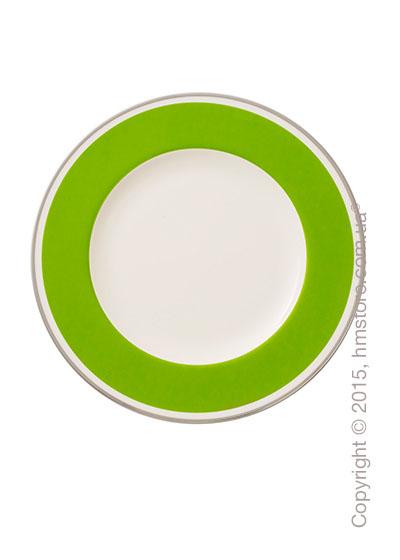 Тарелка столовая мелкая Villeroy & Boch коллекция Anmut My Color, Forest Green