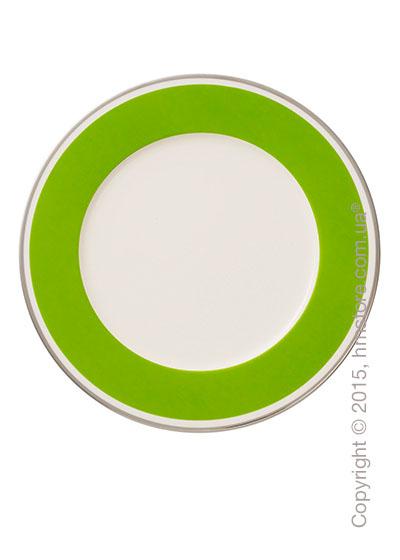 Блюдо для подачи Villeroy & Boch коллекция Anmut My Color, Forest Green