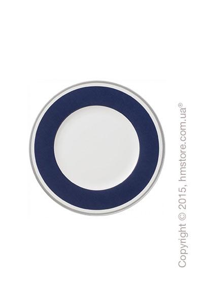 Тарелка десертная мелкая Villeroy & Boch коллекция Anmut My Color, Ocean Blue