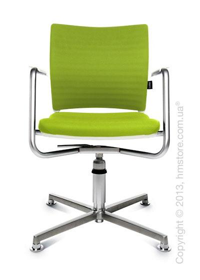 Кресло Wagner Titan 20 3D Visit, Green