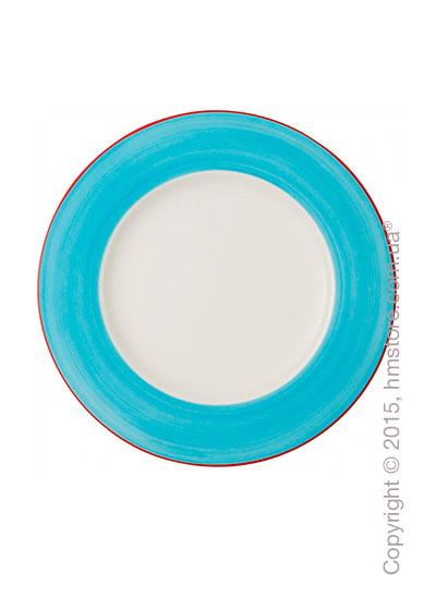 Тарелка столовая мелкая Villeroy & Boch коллекция Lina, Aqua