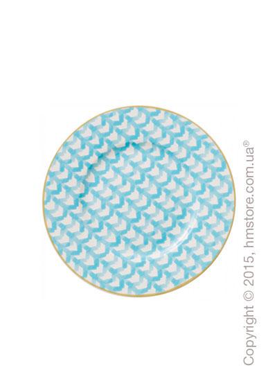 Тарелка десертная мелкая Villeroy & Boch коллекция Lina, Aqua
