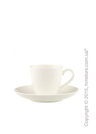 Набор для эспрессо Villeroy & Boch коллекция For Me на 2 персоны, 4 предмета