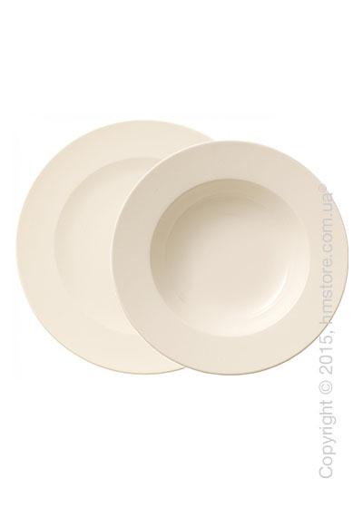 Набор тарелок Villeroy & Boch коллекция For Me на 4 персоны, 8 предметов