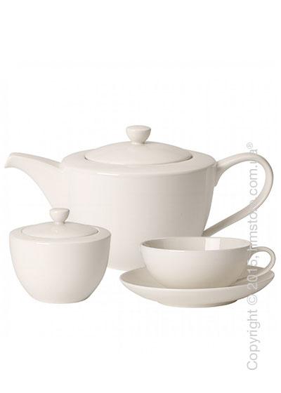 Чайный сервиз  Villeroy & Boch коллекция For Me на 6 персон, 14 предметов