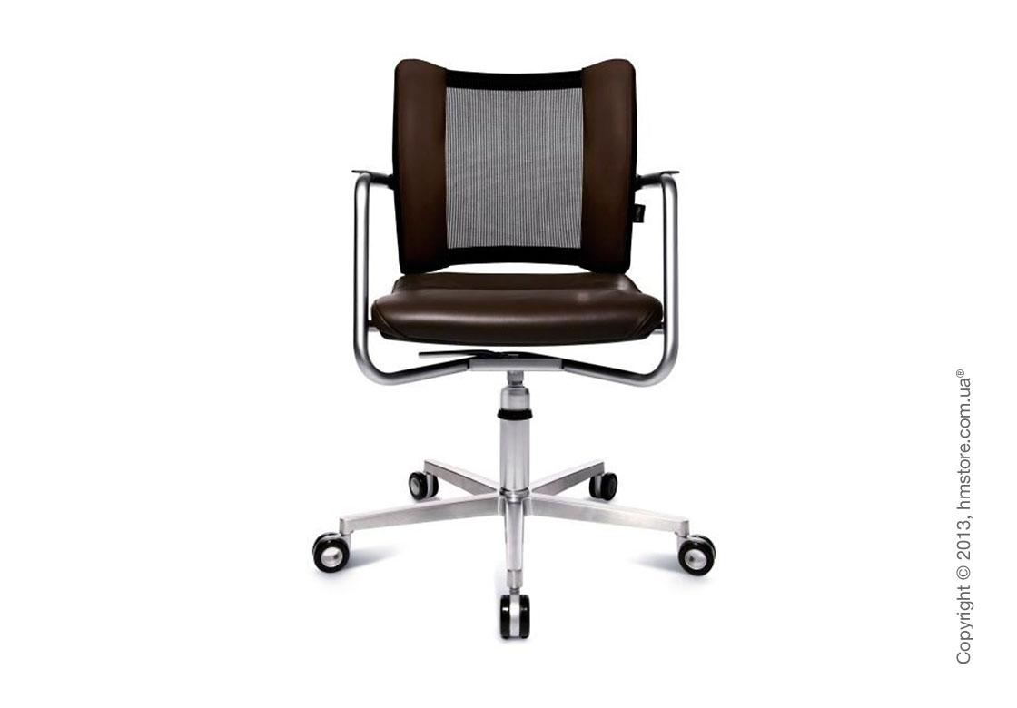 Кресло Wagner Titan Limited 3D Visit, Brown