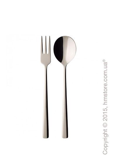 Набор приборов для спагетти Villeroy & Boch коллекция Daily Line Specials на 2 персоны, 4 предмета