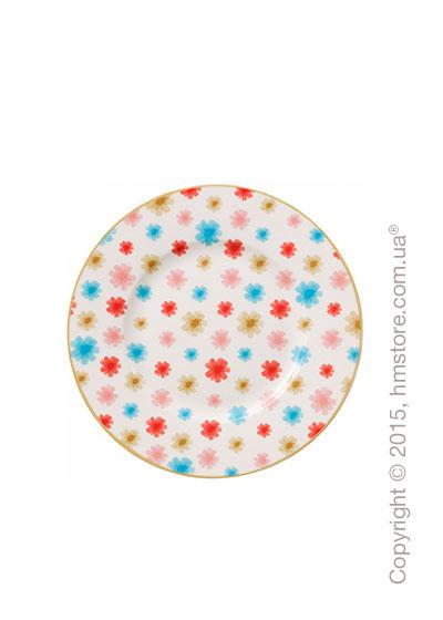 Тарелка десертная мелкая Villeroy & Boch коллекция Lina, Floral