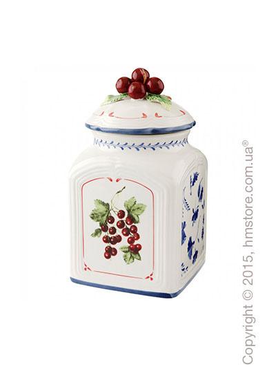 Емкость для хранения сыпучих продуктов Villeroy & Boch коллекция Cottage Charm, 2,9 л