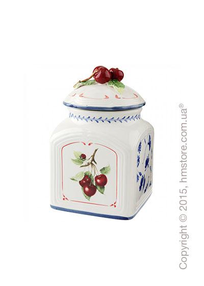 Емкость для хранения сыпучих продуктов Villeroy & Boch коллекция Cottage Charm, 2,4 л