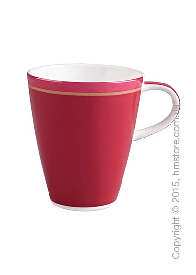 Чашка Villeroy & Boch коллекция Caffè Club Uni 350 мл, Berry