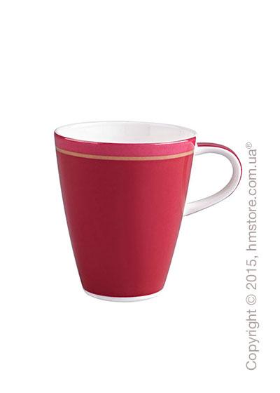 Чашка Villeroy & Boch коллекция Caffè Club Uni 200 мл, Berry
