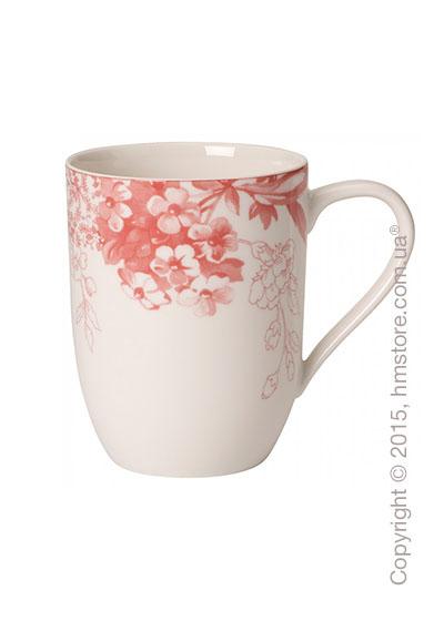 Чашка Villeroy & Boch коллекция Floreana, Red