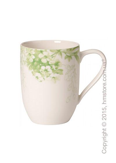 Чашка Villeroy & Boch коллекция Floreana, Green