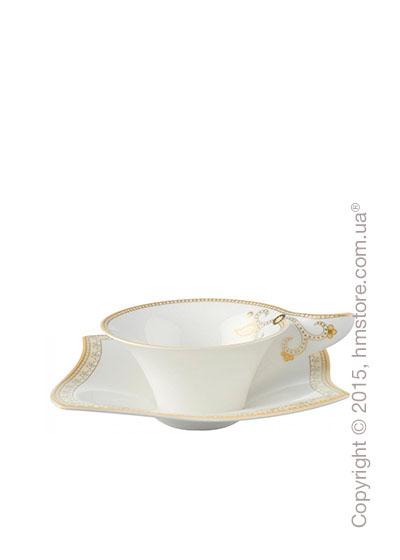 Чашка с блюдцем Villeroy & Boch коллекция Samarah