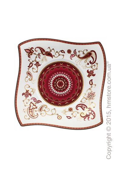 Тарелка пирожковая Villeroy & Boch коллекция Samarah, Purpur