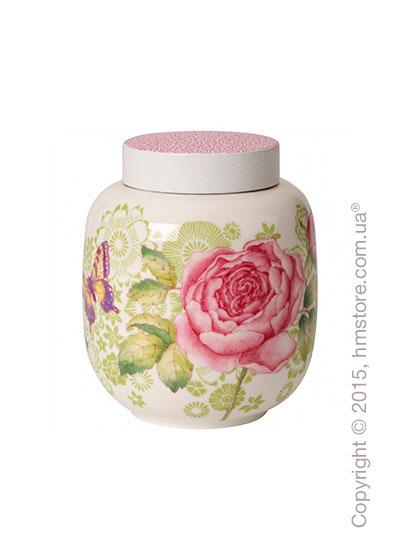 Емкость для хранения сыпучих продуктов Villeroy & Boch коллекция Rose Cottage