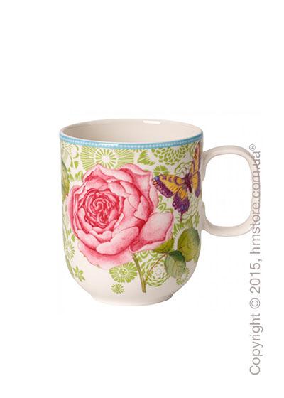 Чашка Villeroy & Boch коллекция Rose Cottage, Green