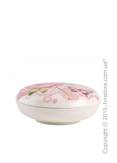 Пиала с крышкой Villeroy & Boch коллекция Rose Cottage